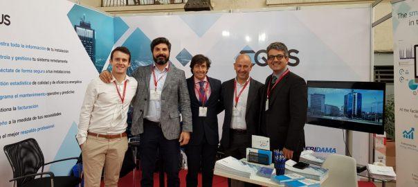 EQUS en la feria Expo Frío Calor 2018 Chile